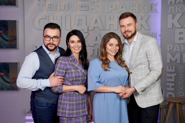 Beauty-утро с украинской телеведущей