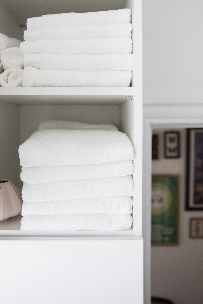 чистый четверг белые полотенца