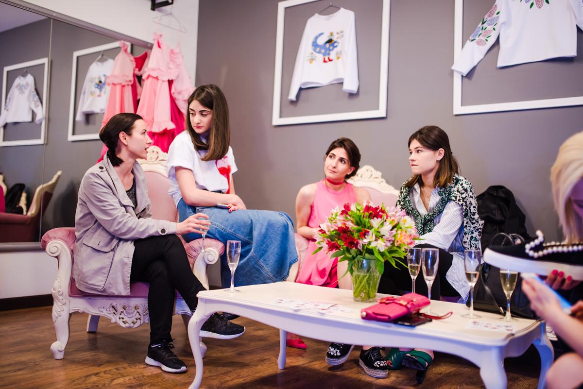 Открытие Anna K Secret Place в Киеве