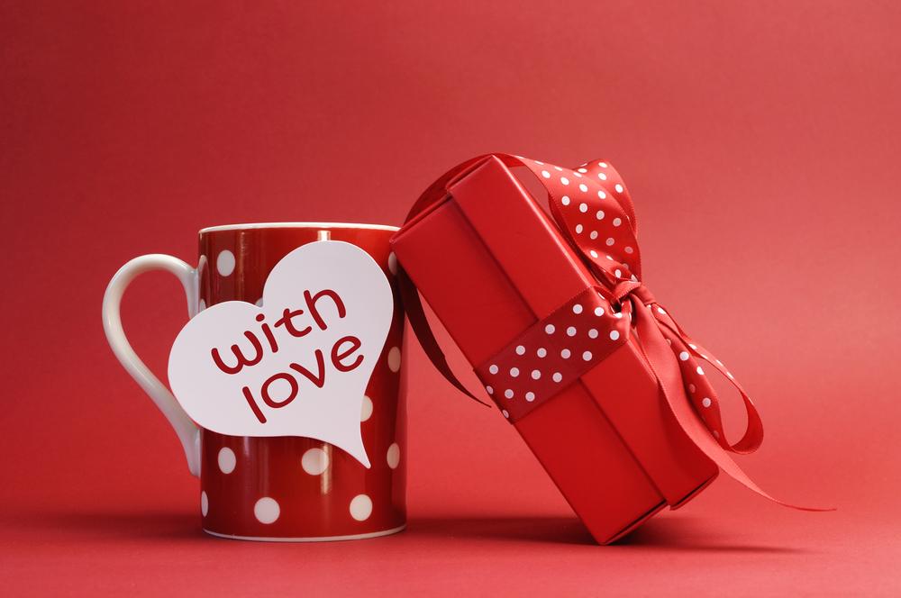 Романтичный подарок парню на 14 февраля грунт для комнатных цветов доставка