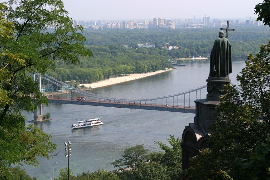 Рождественский Киев с высоты птичьего полета - Цензор.НЕТ 5657