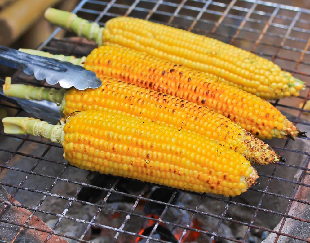 Рецепты кукурузы на гриле