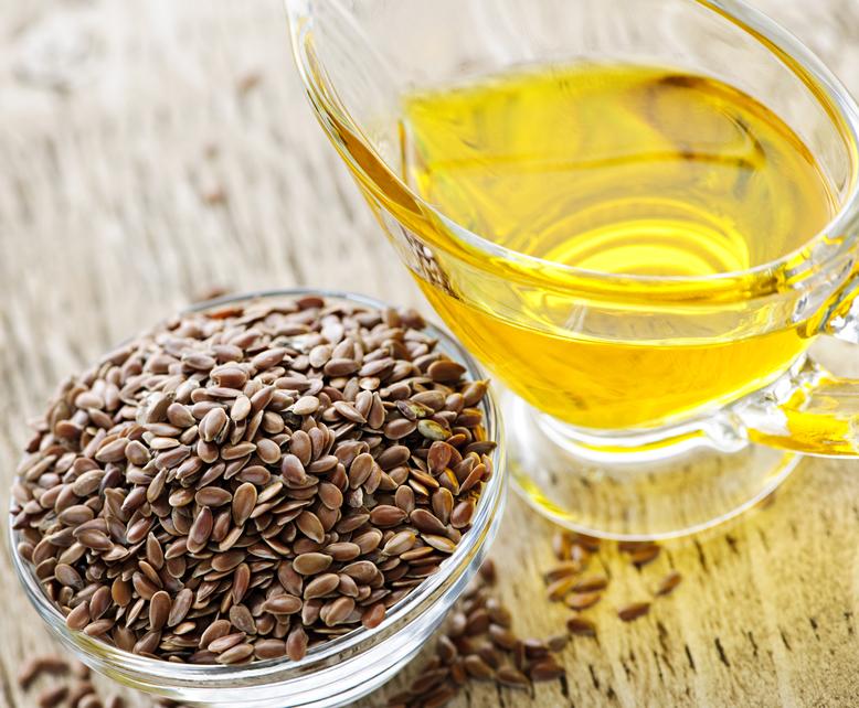 льняное масло при повышенном холестерине в крови