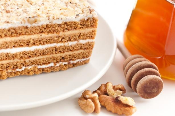 торт медовик самый лучший рецепт