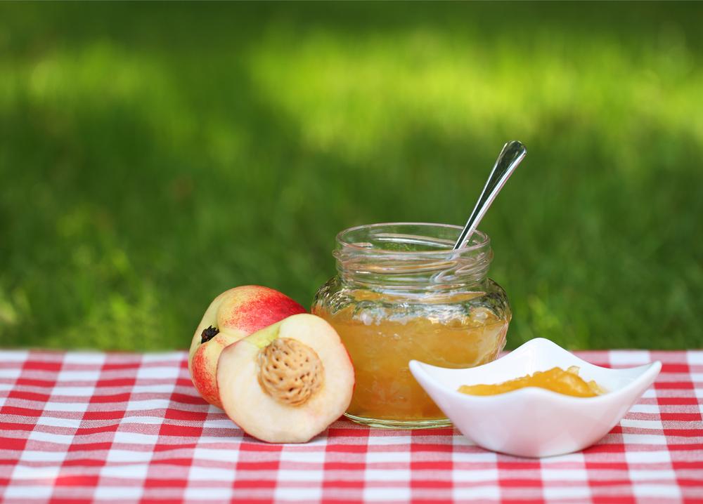 простой рецепт персикового варенья