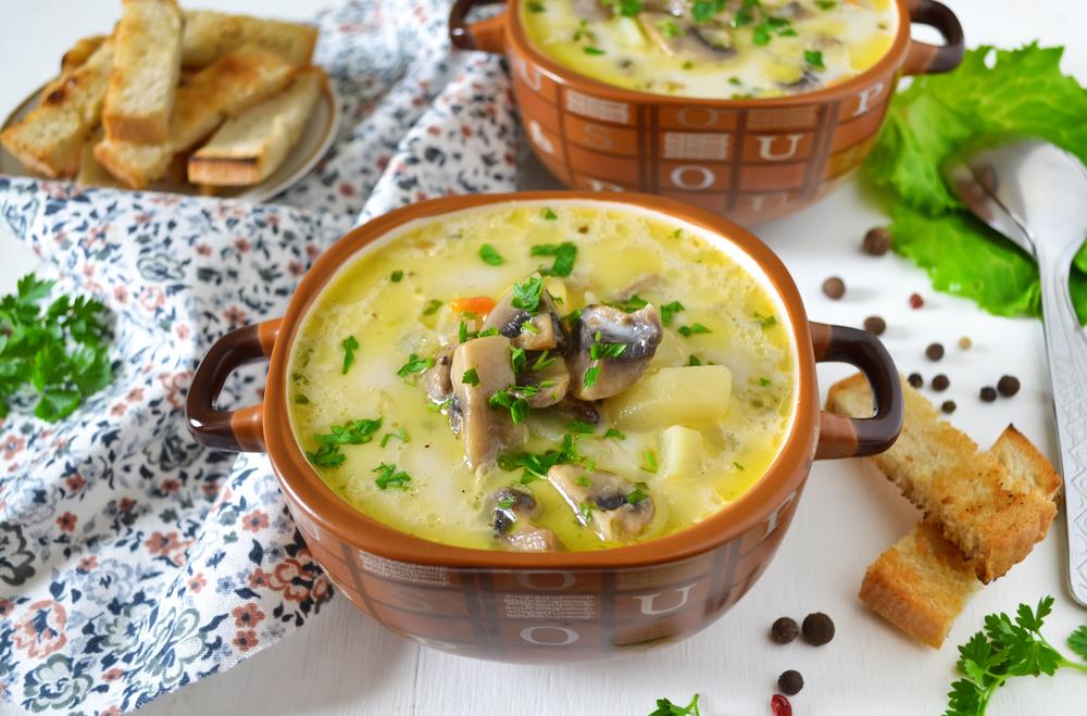вкусный суп с колбасой рецепт с фото