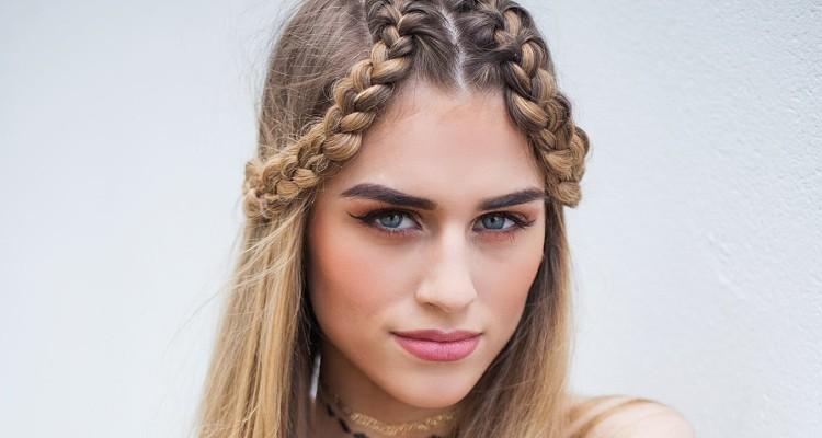 Фото красивых причёсок на лето