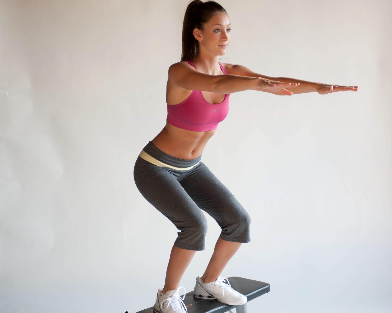 упражнения похудения быстрого сжигания жира