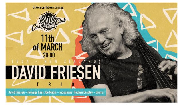 David Friesen Jazz Trio