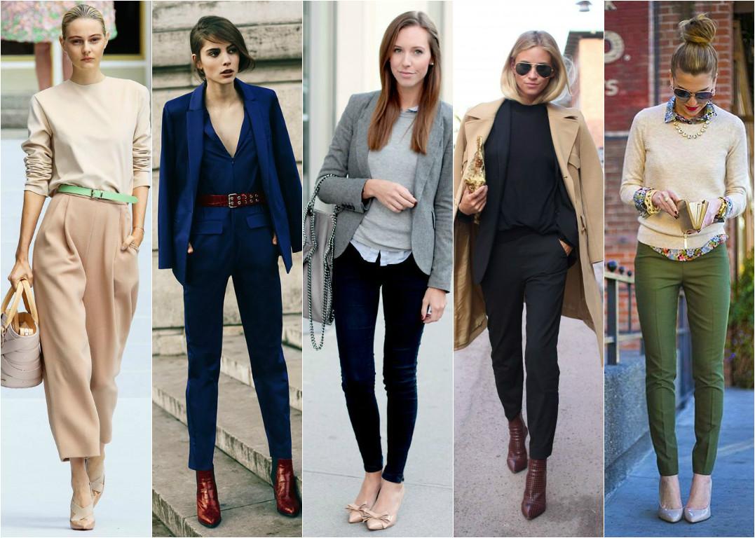 как одеться осенью 2016 девушке фото