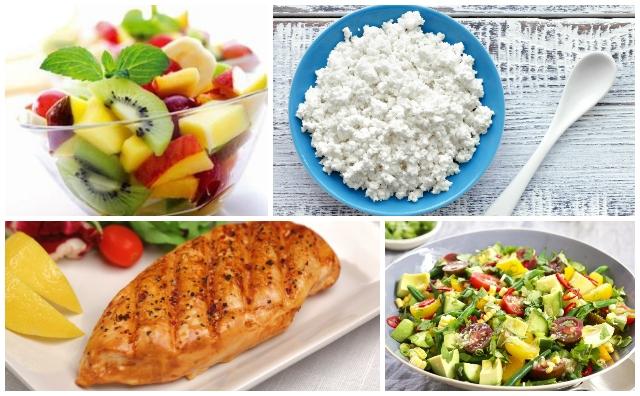 диета на 3 недели меню на каждый