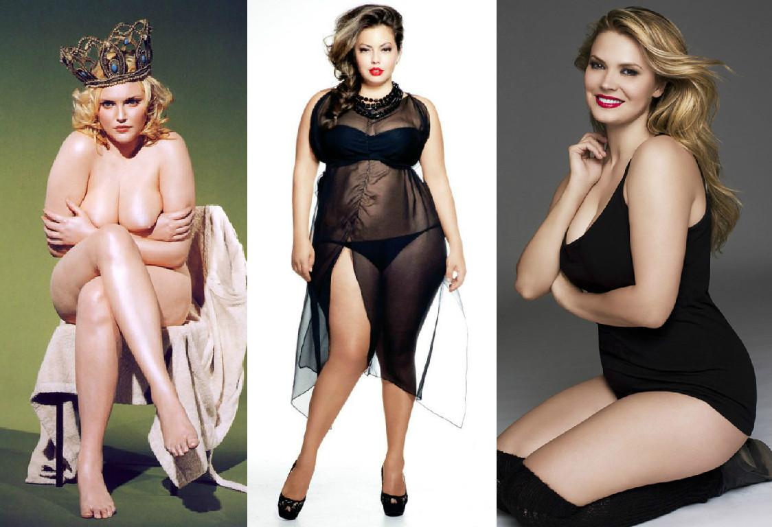 Смотреть пышные формы на телах толстушек бесплатно