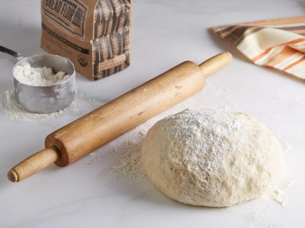 тесто для пиццы по итальянскому рецепту на дрожжах