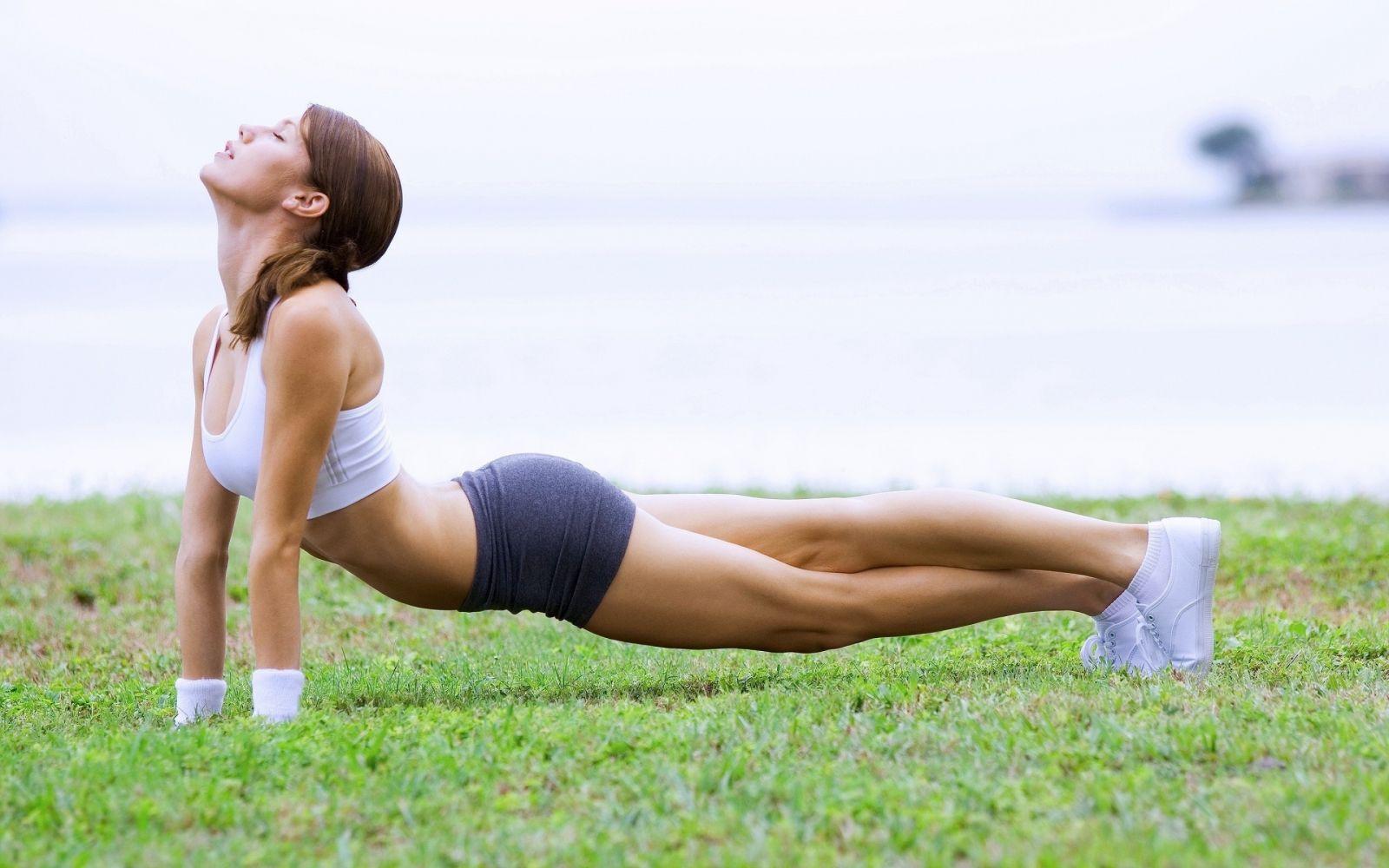 все о фитнесе и здоровом образе жизни для женщин