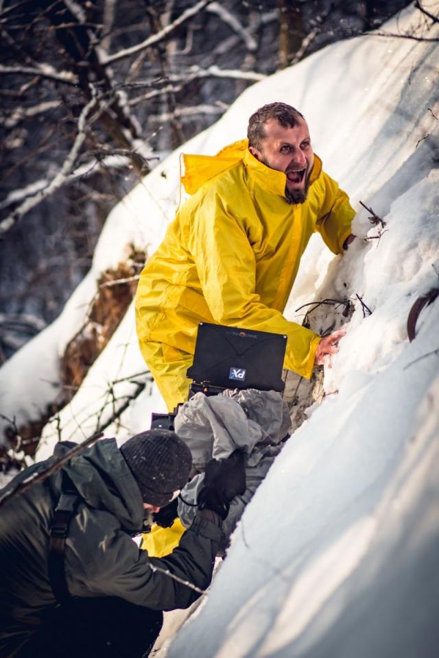 премьера клипа холодного січня Kozak System