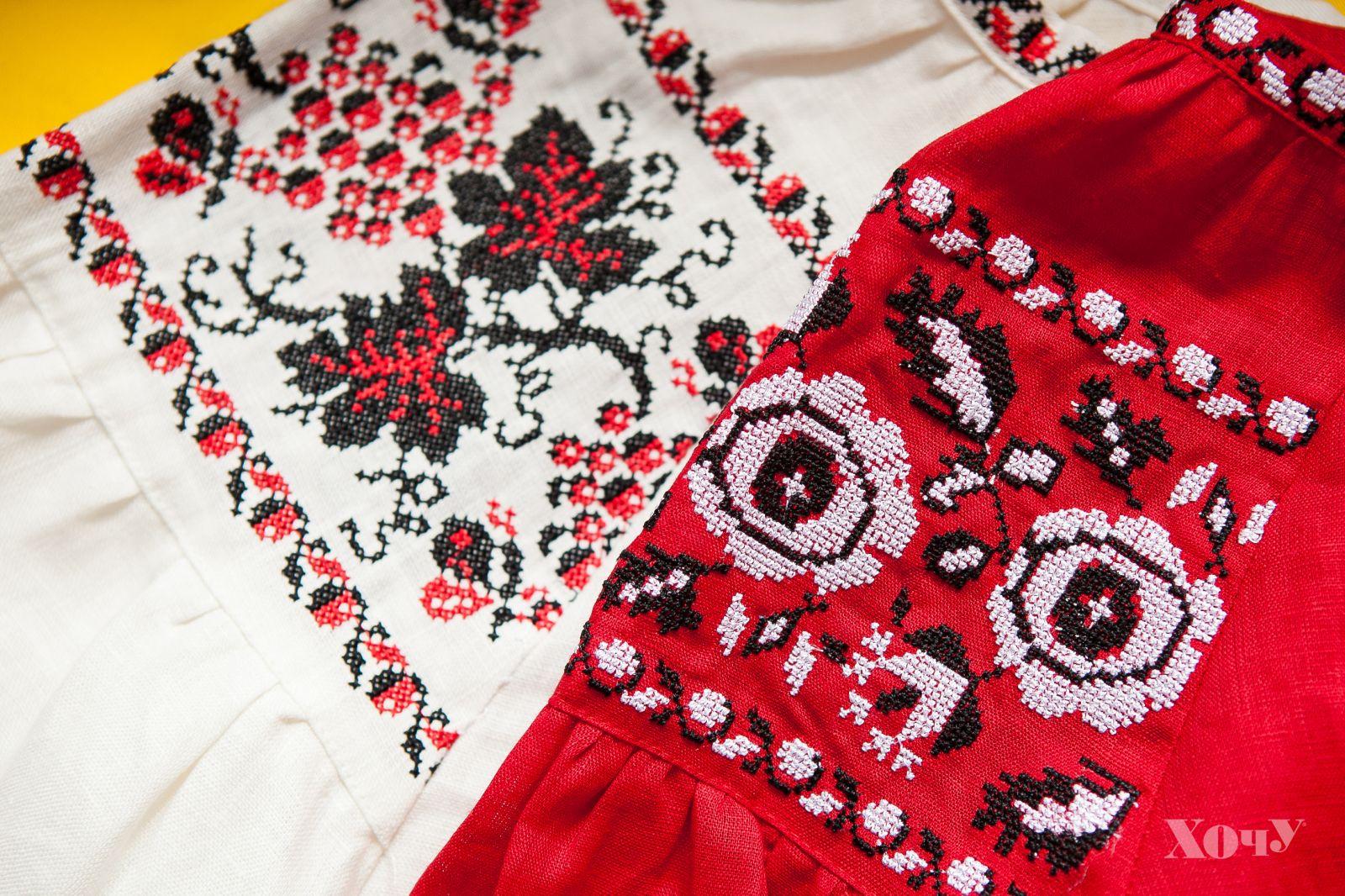 Почему возникают тренды: история вышиванки