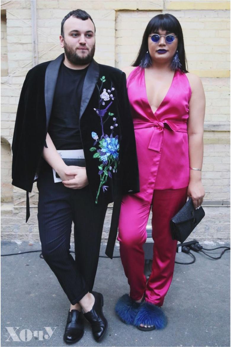 Street style на UFW весна-лето 2018: часть вторая