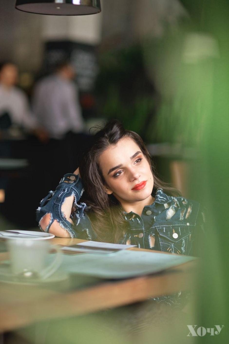 Бесстрашная и красивая: первая украинская модель с ограниченными физическими возможностями Александра Кутас