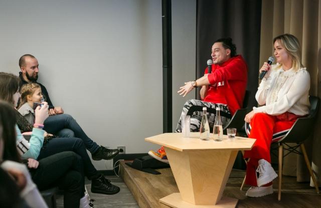 интервью с Женей и Леной Синельниковыми