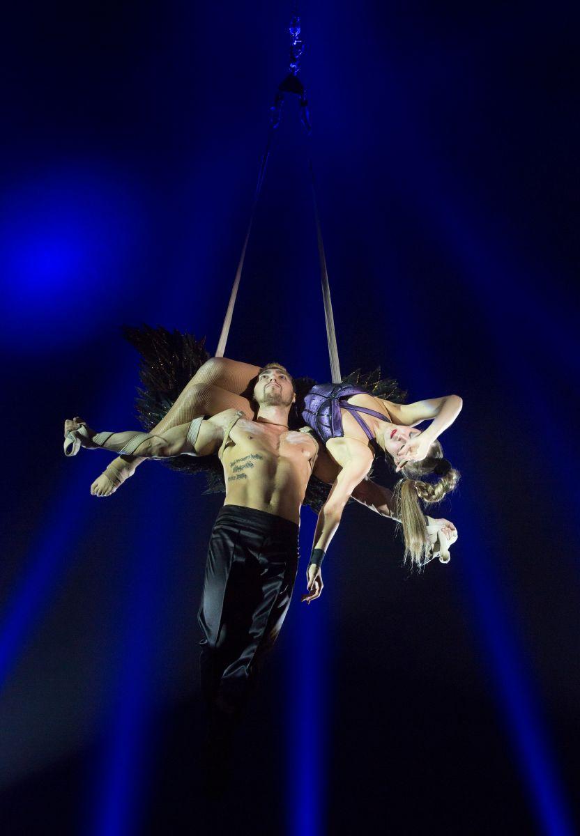 Фото секс у цирку 27 фотография