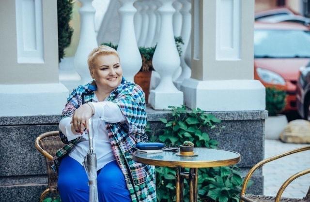 """Марина Поплавская из """"Дизель шоу"""" в жизни"""