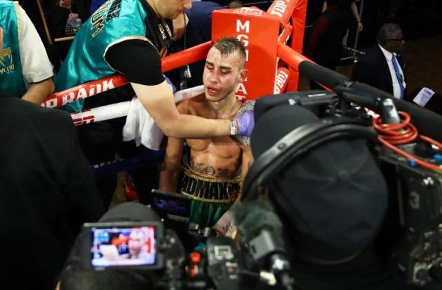 Боксер Максим Дадашев умер: ему было 28... - обсуждаем