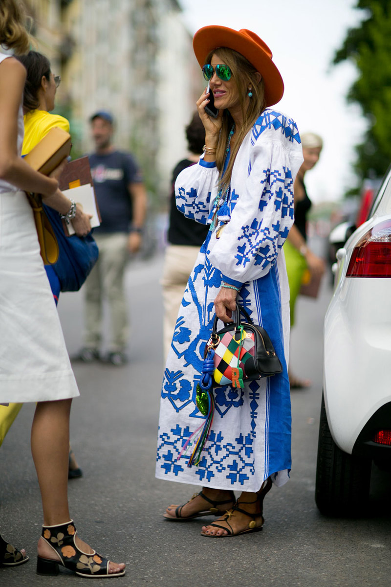 Milano m str RS16 2744 - День вышиванки: три бренда украинских вышиванок.