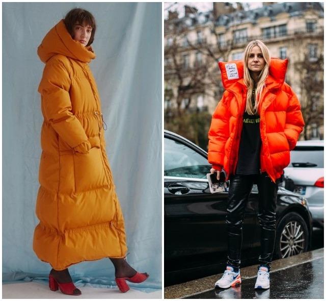 Стильно утепляемся: самые модные пуховики сезона осень-зима 2019/2020