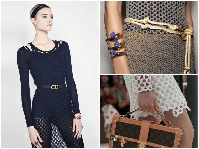Chloe,  Louis Vuitton,  Dior