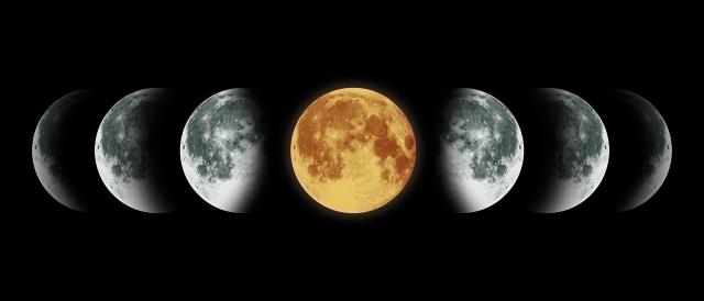 фазы луны в ноябре