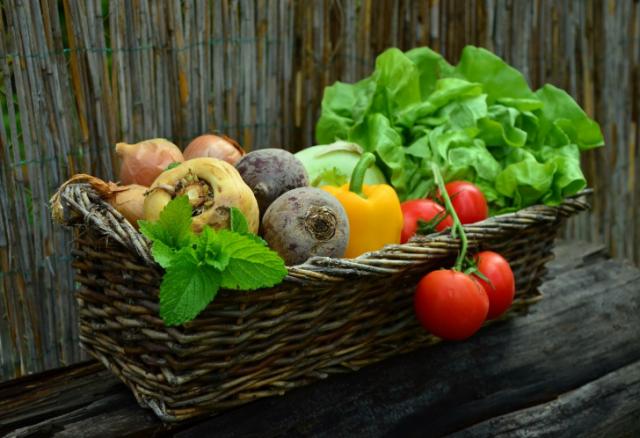 Как хранить овощи и фркты