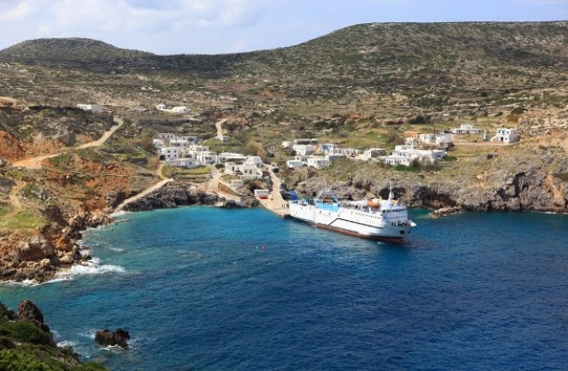 Остров Антикитера