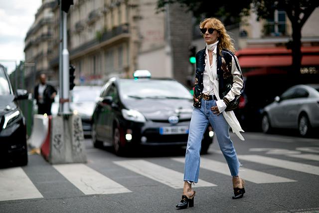Прохладное лето в Париже: Кендалл Дженнер, Наталья Водянова, Ирина Шейк и другие на Неделе мужской моды
