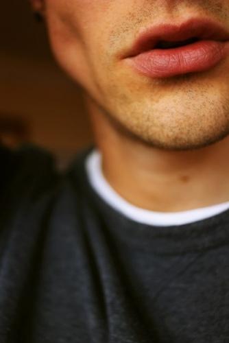мужские уста фото