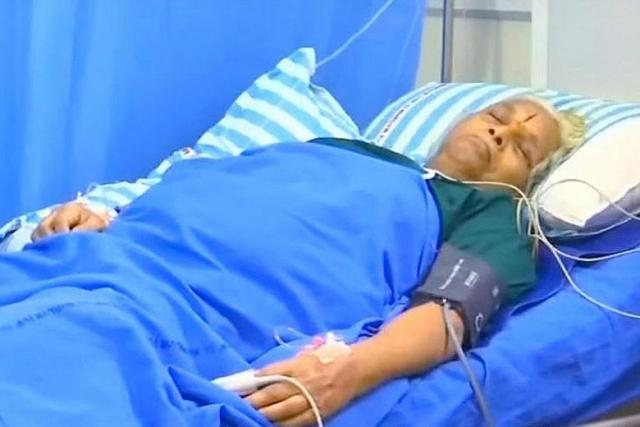 Новый рекорд: в Индии 73-летняя женщина родила двойню - Психология