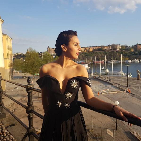 В чем Джамала покоряет Евровидение-2016: платье для выступления и другие наряды певицы