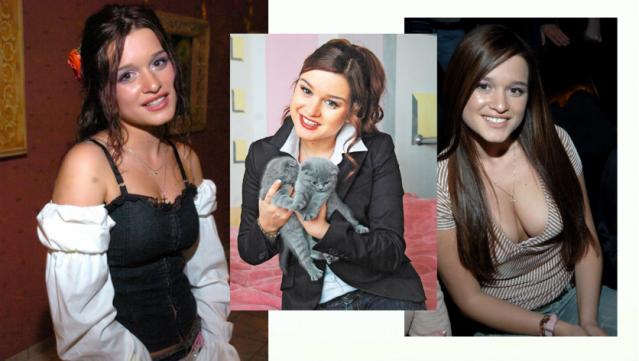 Эволюция стиля Ксении Бородиной: от упитанной простушки к Instagram-богине