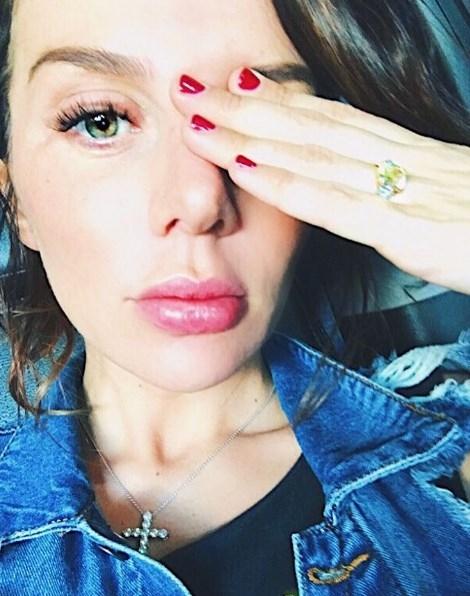 Анна Седокова беременна в 3-й раз