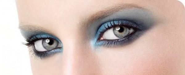 смоки айс синий