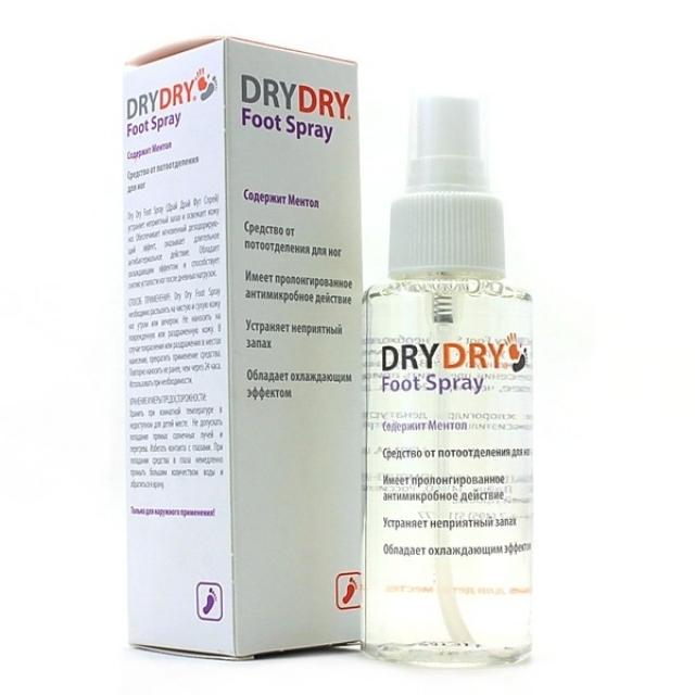 DRYDRY Foot Spray