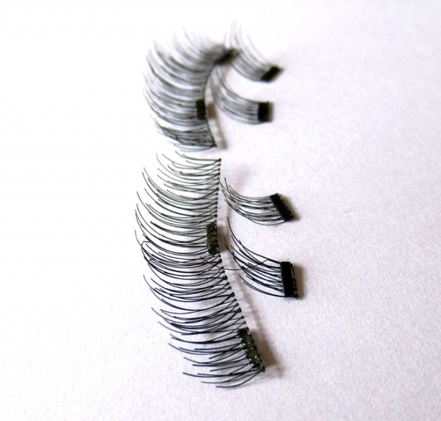 Что из себя представляют магнитные ресницы?