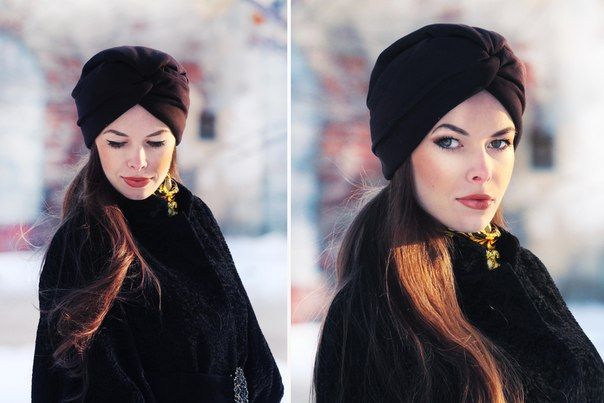 Что носить зимой вместо шапки