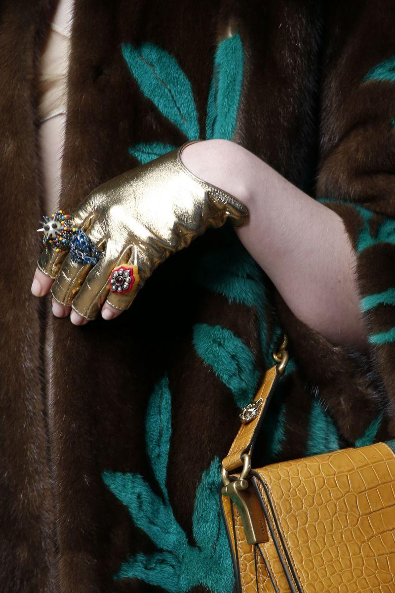 Модные украшения: барочные перстни