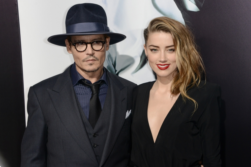 джонни дэпп и его жена фото
