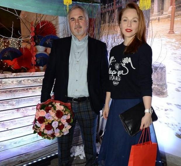 Джанабаева и Меладзе