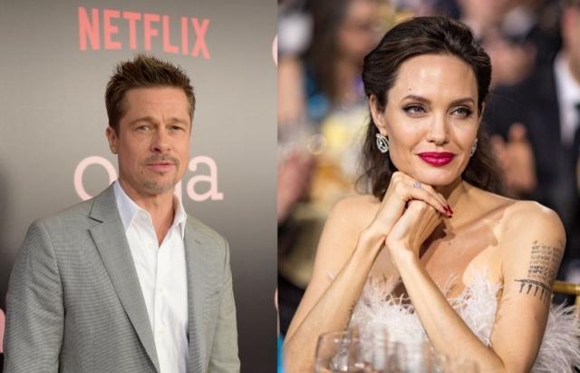 Дети Джоли и Питта – Суд обязал актрису разрешить бывшему мужу общаться с детьми