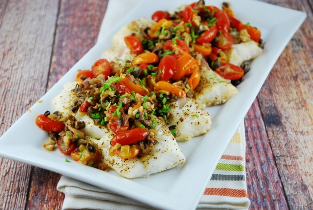 как приготовить рыбу с сыром в духовке рецепт