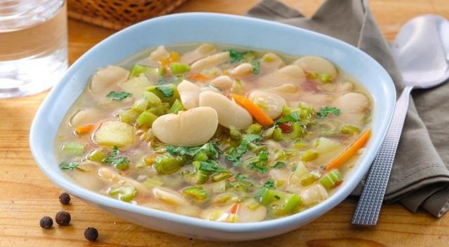 рецепты полезных супов с сельдереем