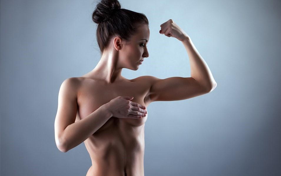 Смотреть порно онлайн бабы с мышцами 21 фотография