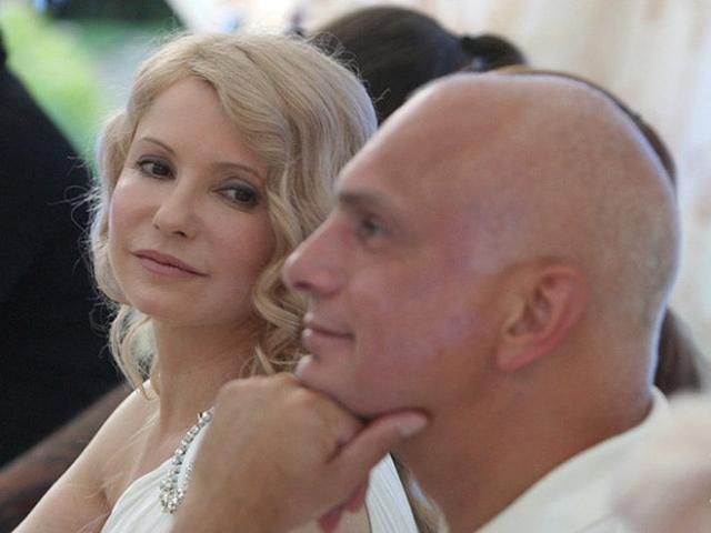тимошенко муж фото